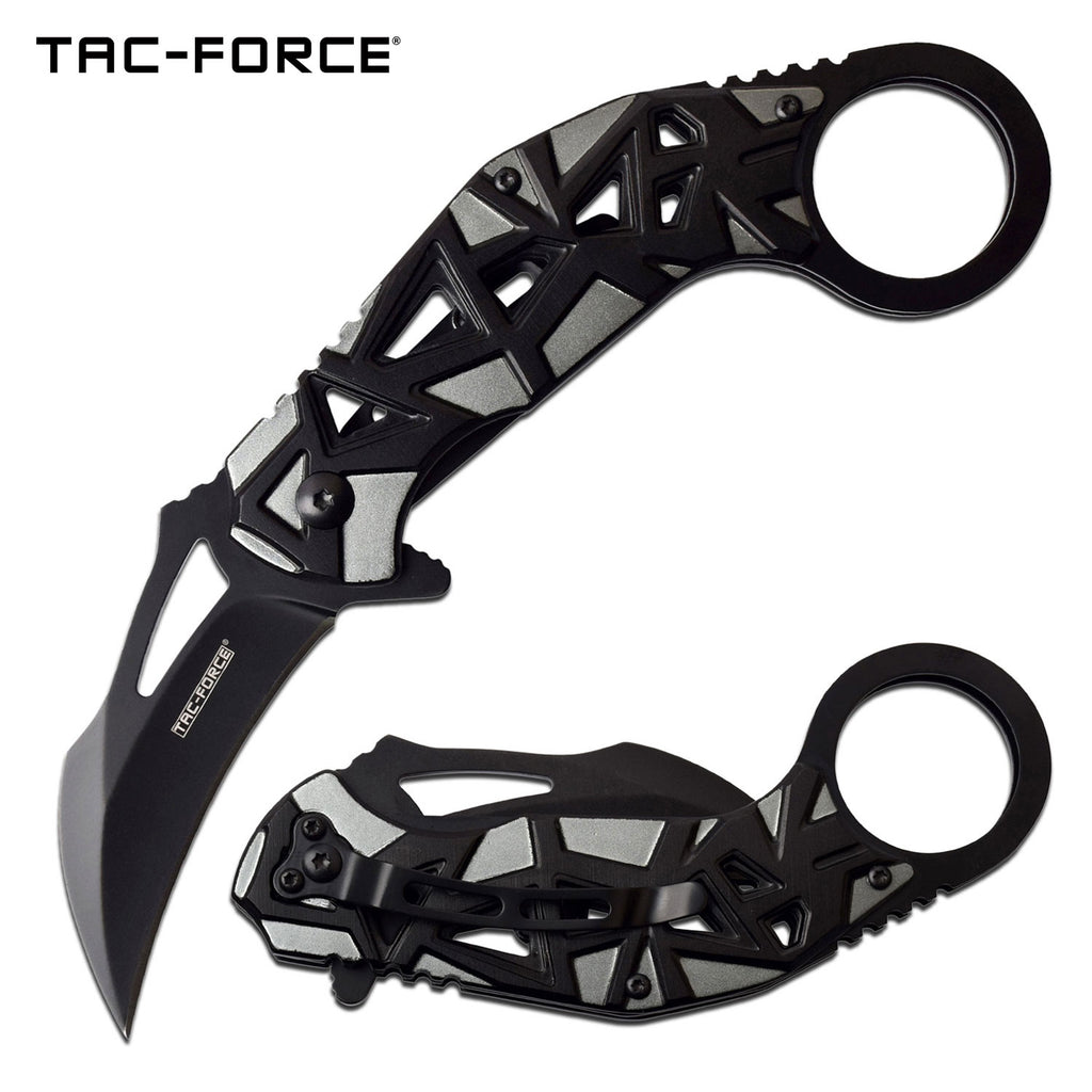 Tac-Force TF-961GY Spring Assisted Knife