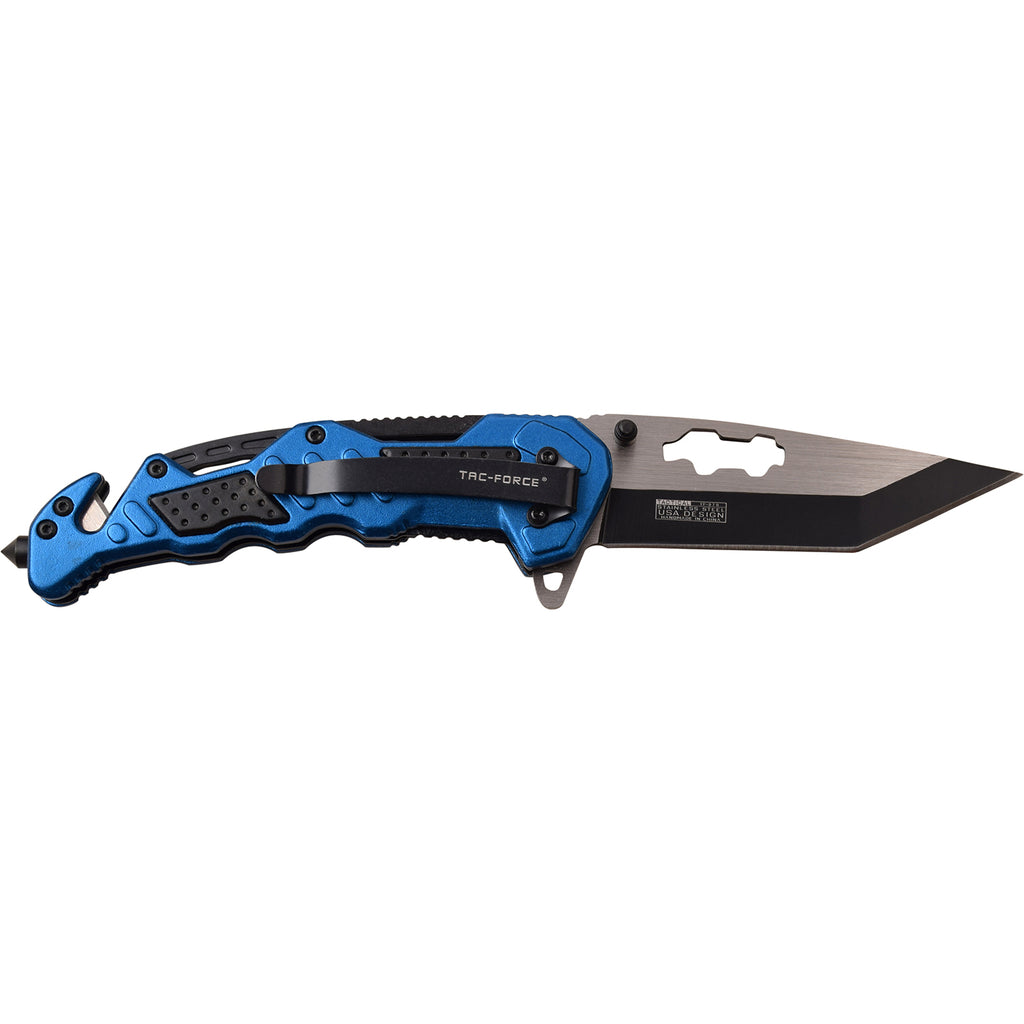 Tac-Force TF-970BL Spring Assisted Knife