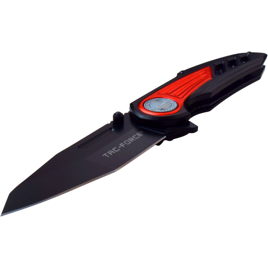 Tac-Force TF-992RD Spring Assisted Knife