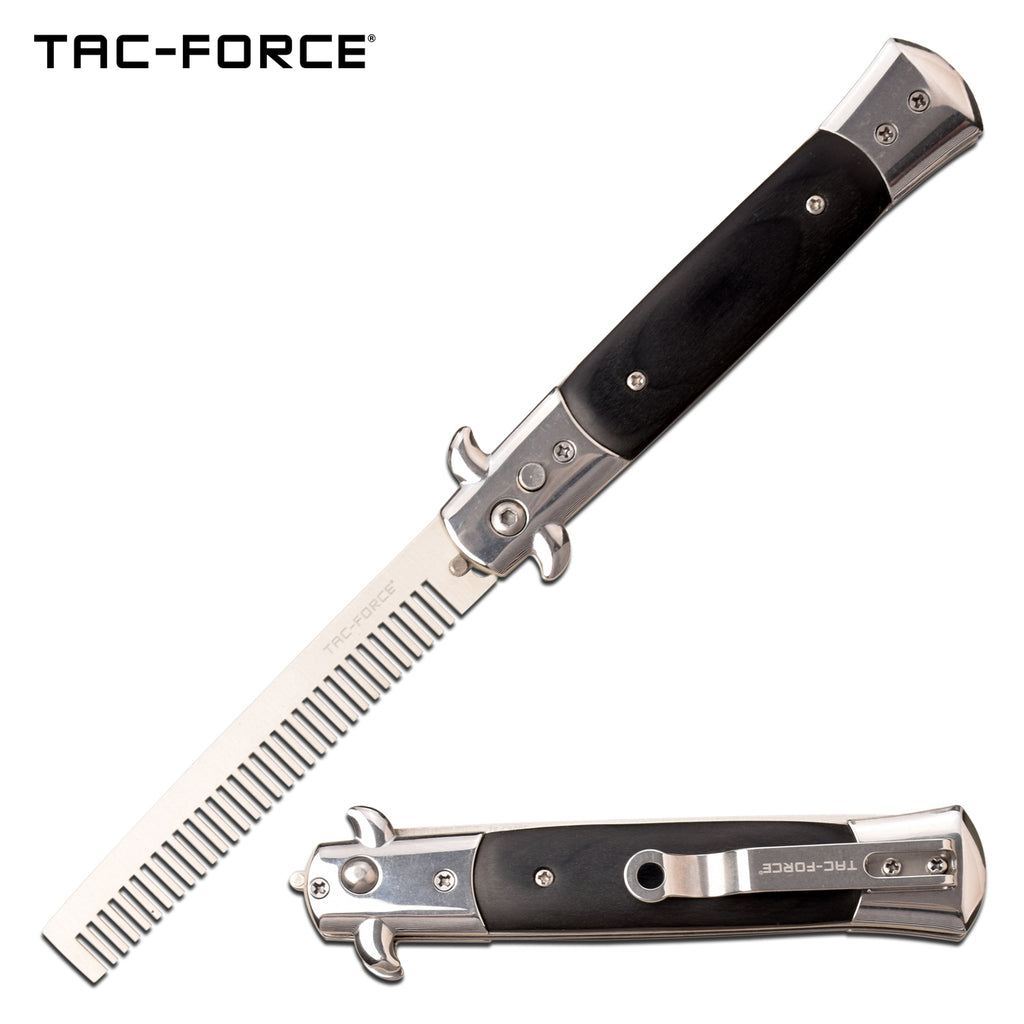 Tac-Force TF-CB005BK Spring Assisted Knife