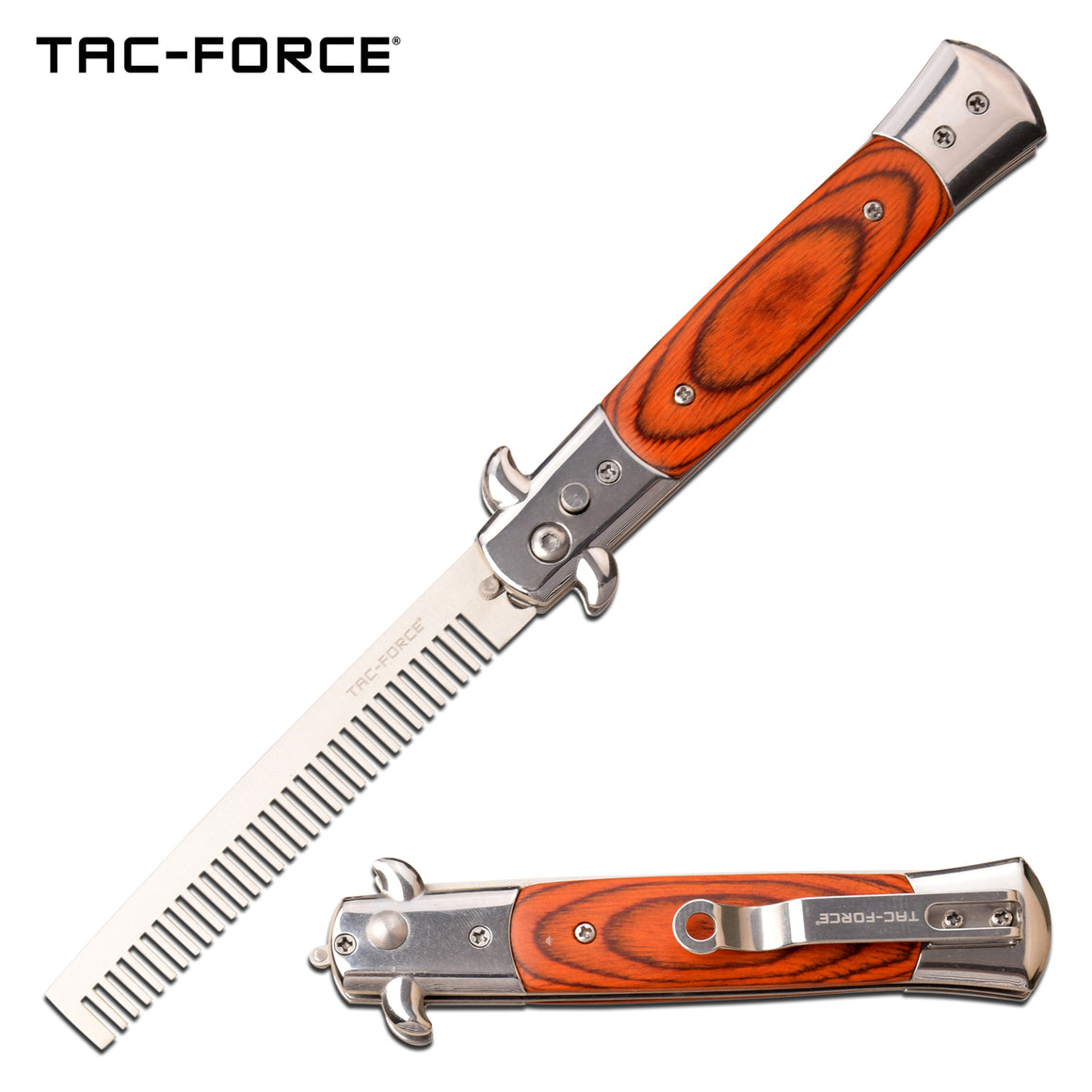 Tac-Force TF-CB005BR Spring Assisted Knife