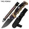 Related product : Tac-Force TF-FIX005TN Fixed Blade Knife