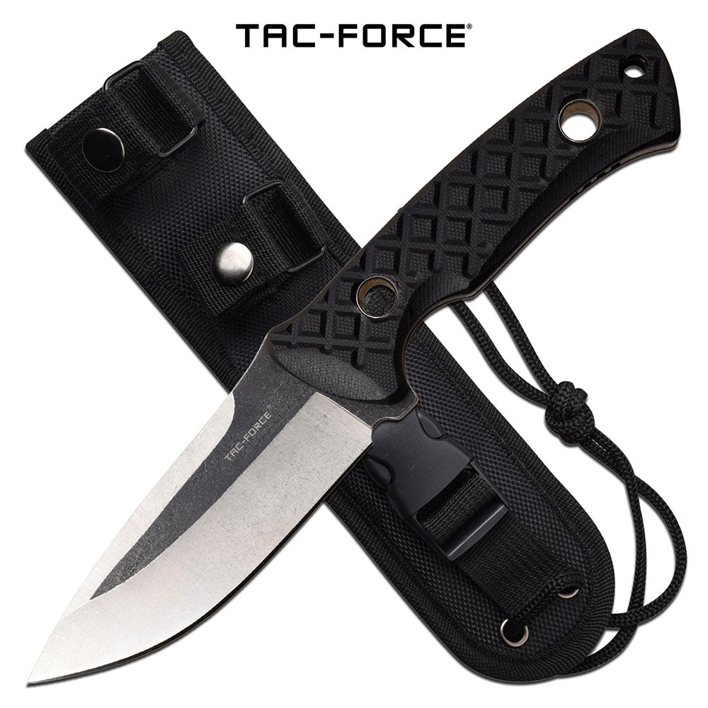 Tac-Force TF-FIX008BK Fixed Blade Knife