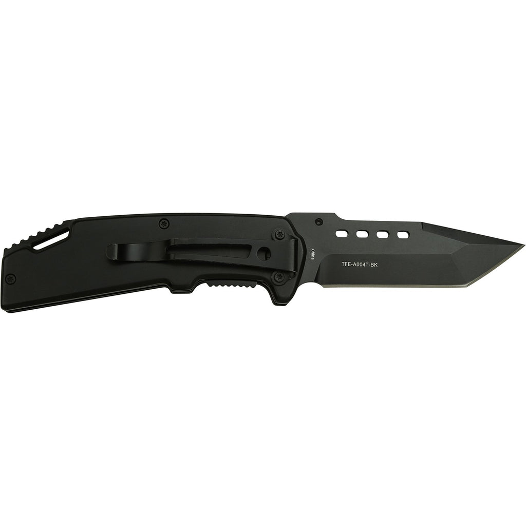 Tac-Force Evolution TFE-A004T-BK Spring Assisted Knife