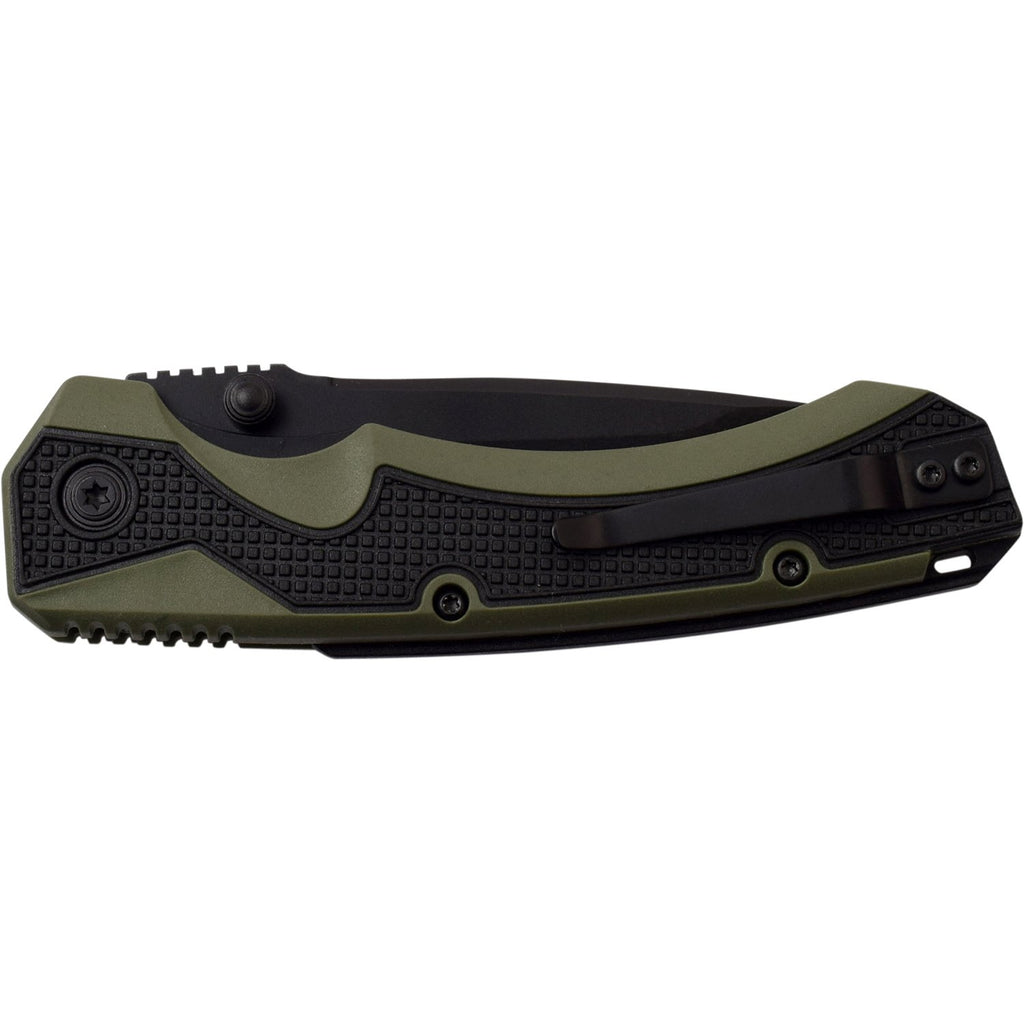 Tac-Force Evolution TFE-A019T-BGN Spring Assisted Knife