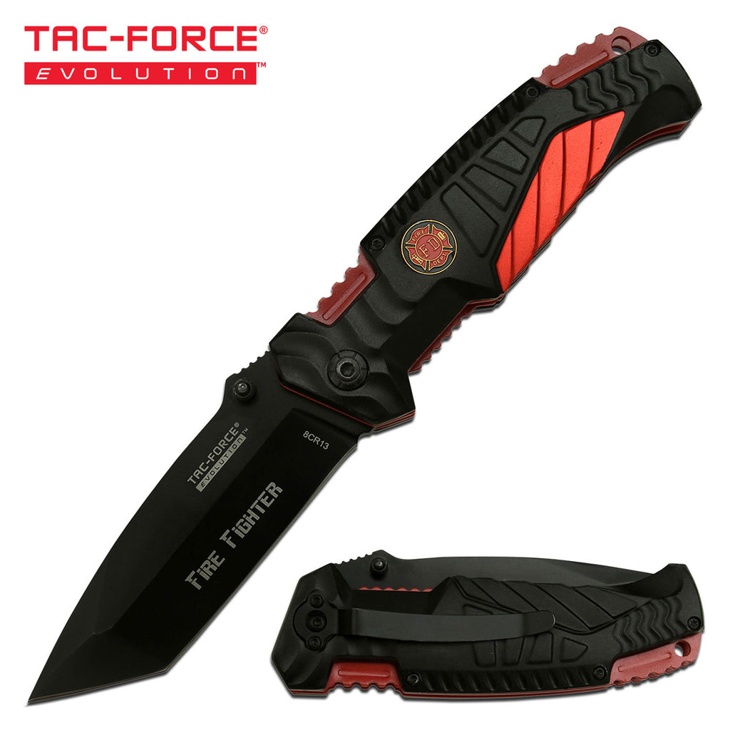 Tac-Force Evolution TFE-A028T-FD Spring Assisted Knife