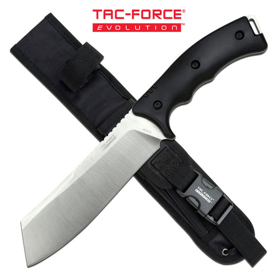Tac-Force Evolution TFE-FIX004-BK Fixed Blade Knife