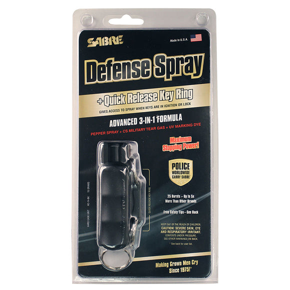 TG-14BK Pepper Spray