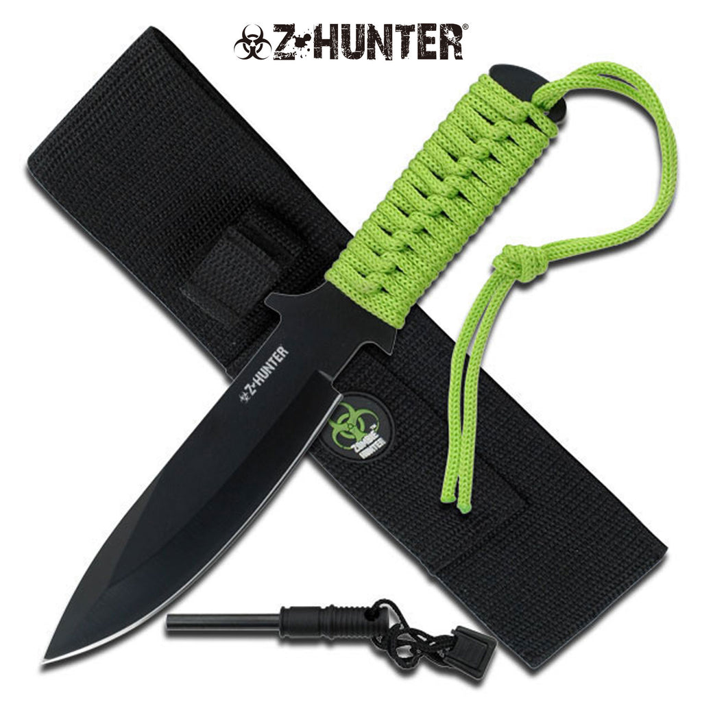 Z-Hunter ZB-005 Fixed Blade Knife