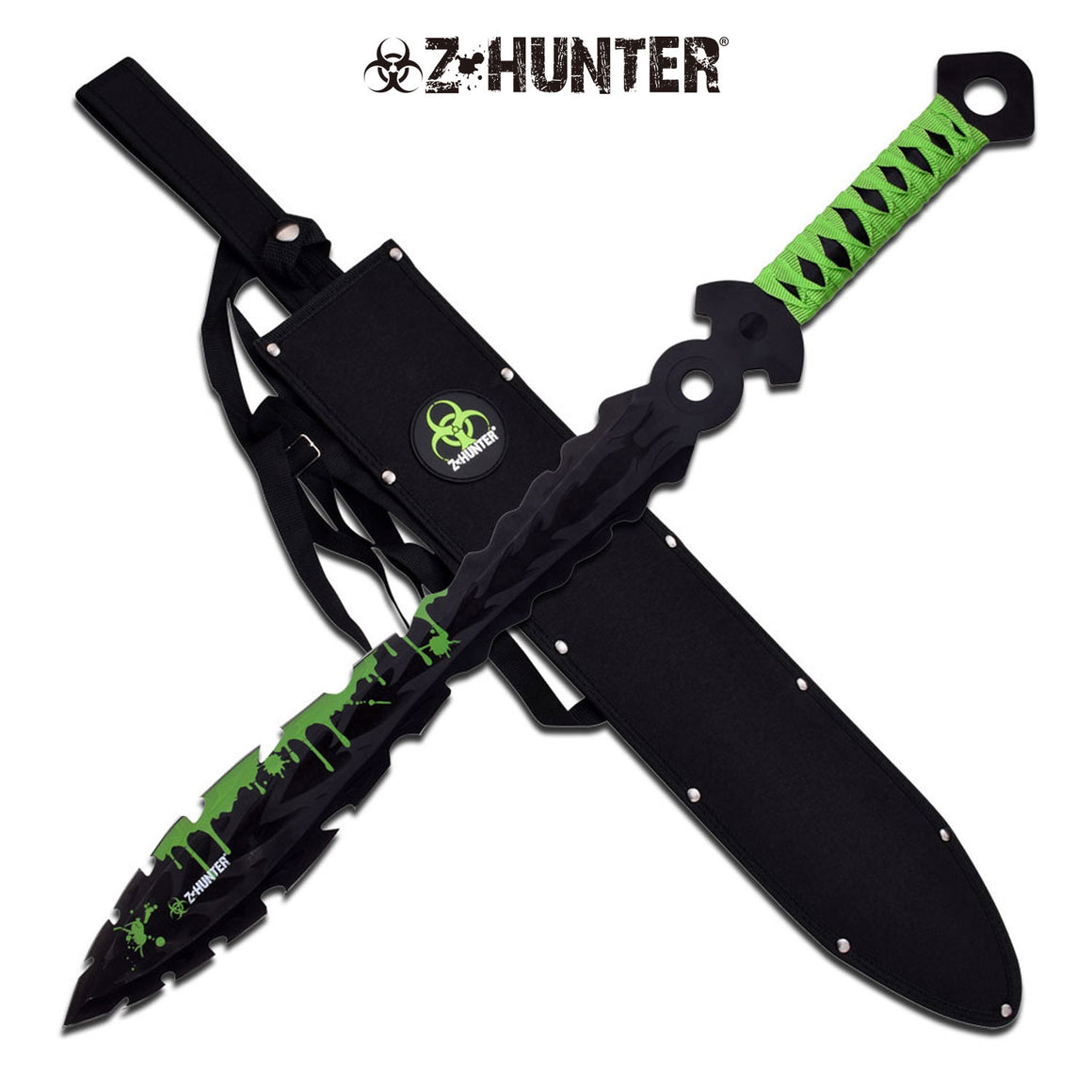Z-Hunter ZB-122 Fixed Blade Knife