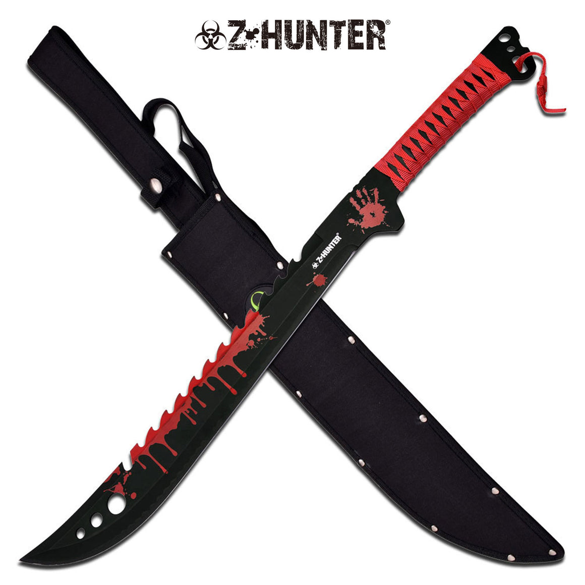 Z-Hunter ZB-124RD Machete