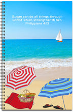 Load image into Gallery viewer, Beach Party - Personalized Journal