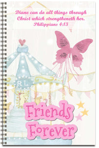 Friends Forever - Personalized Journal