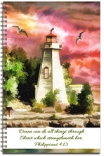 Load image into Gallery viewer, Island Sunset - Personalized Journal