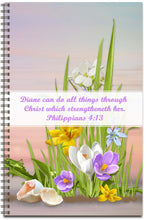 Load image into Gallery viewer, Luscious Lily - Personalized  Journal