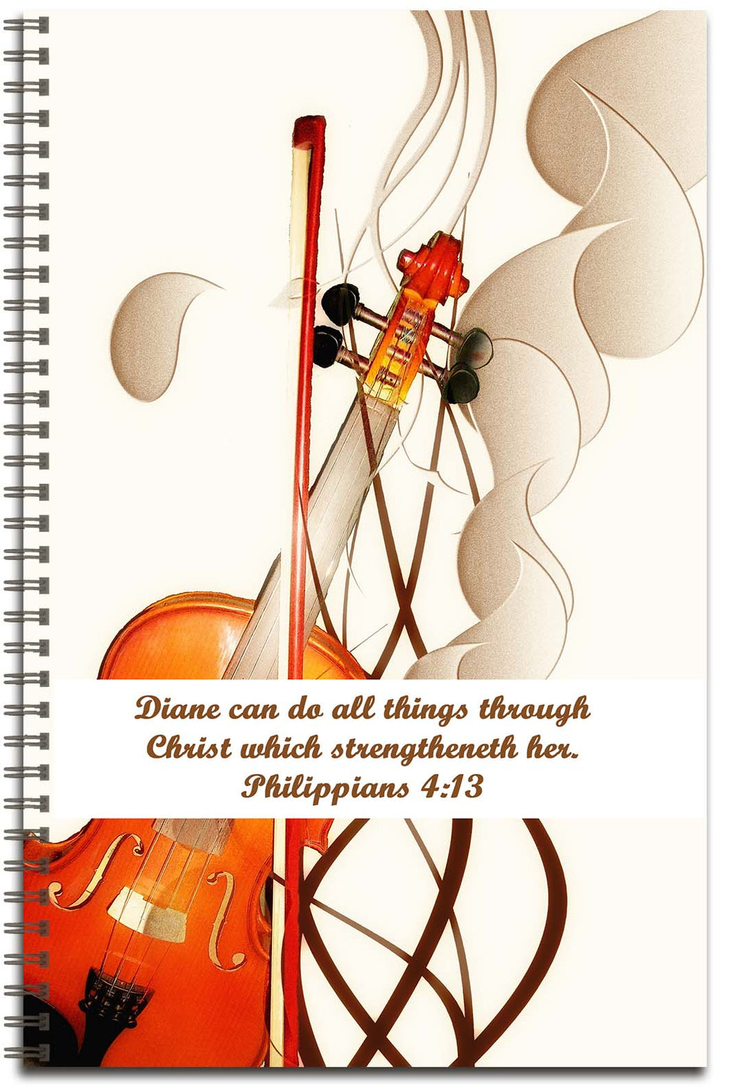 String Sensation - Personalized Journal