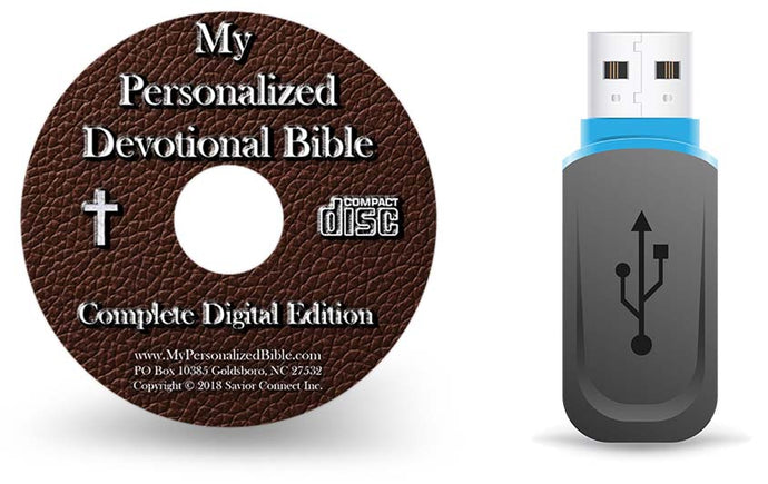 CD or USB Thumb Digital eBook Edition