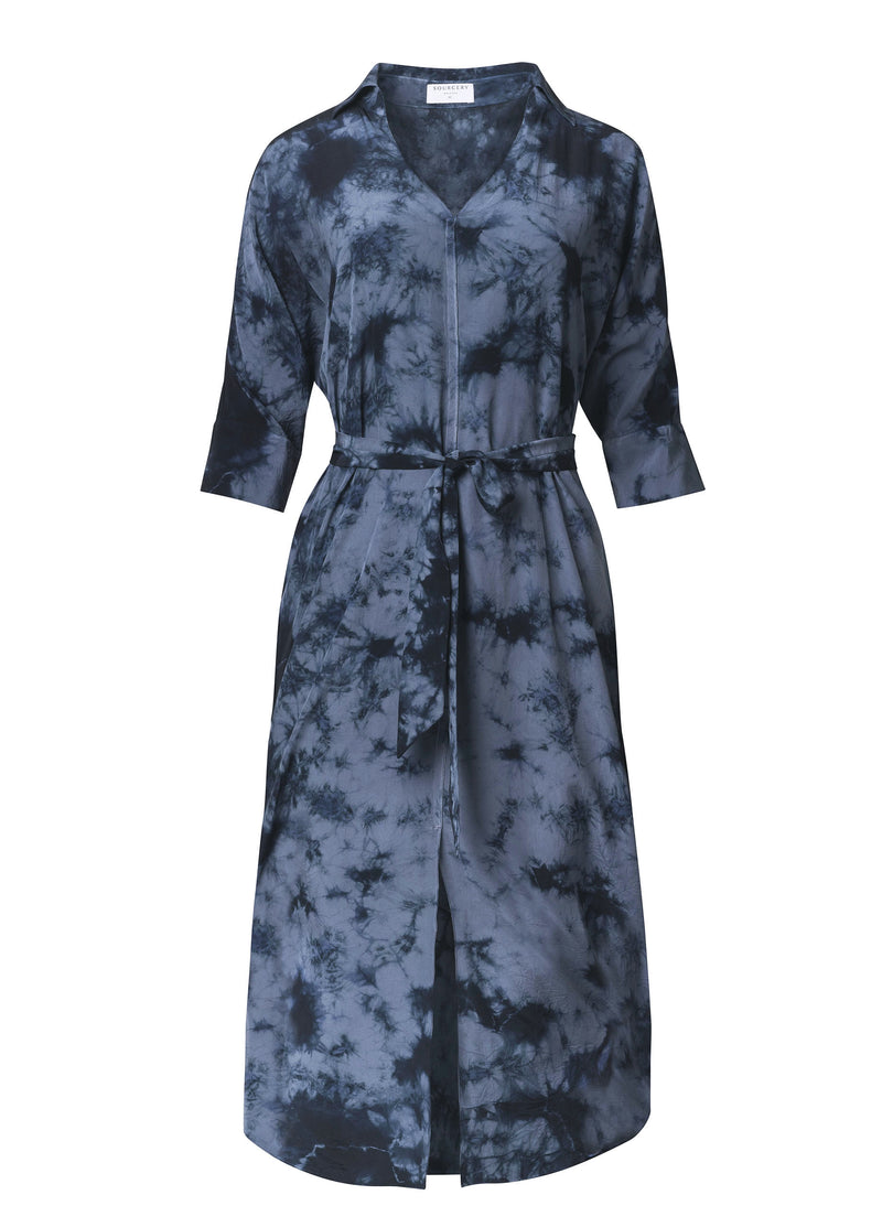 BYRON SHIRTDRESS