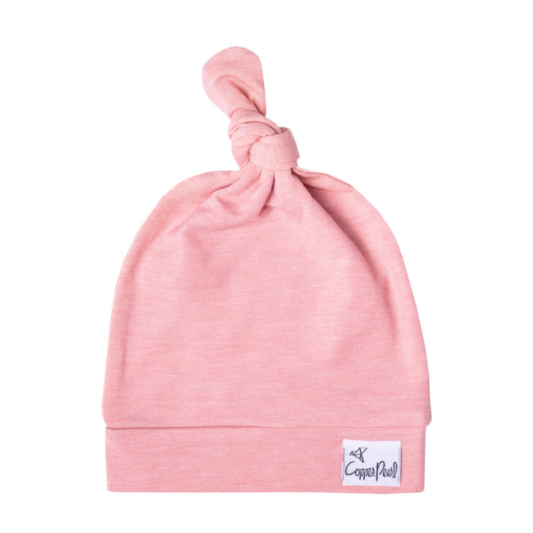 Darling Top Knot Hat