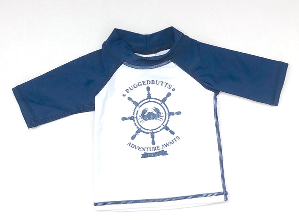 Nautical Rash Guard