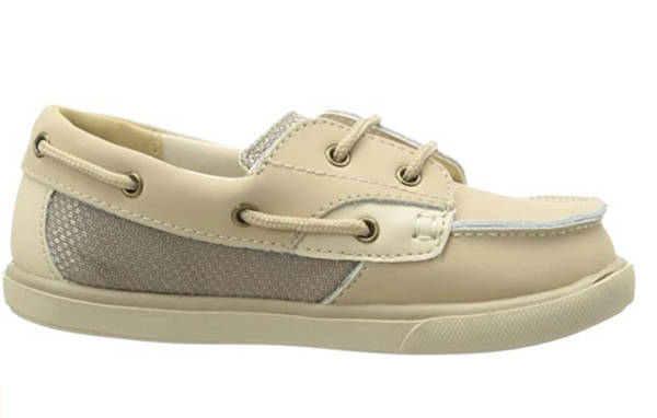 Tan Deck Shoe