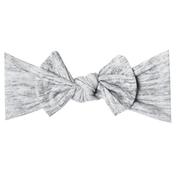 Asher Knit Headband Bow