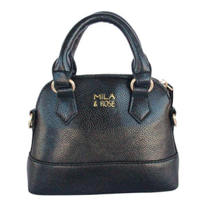 Midnight Black Purse