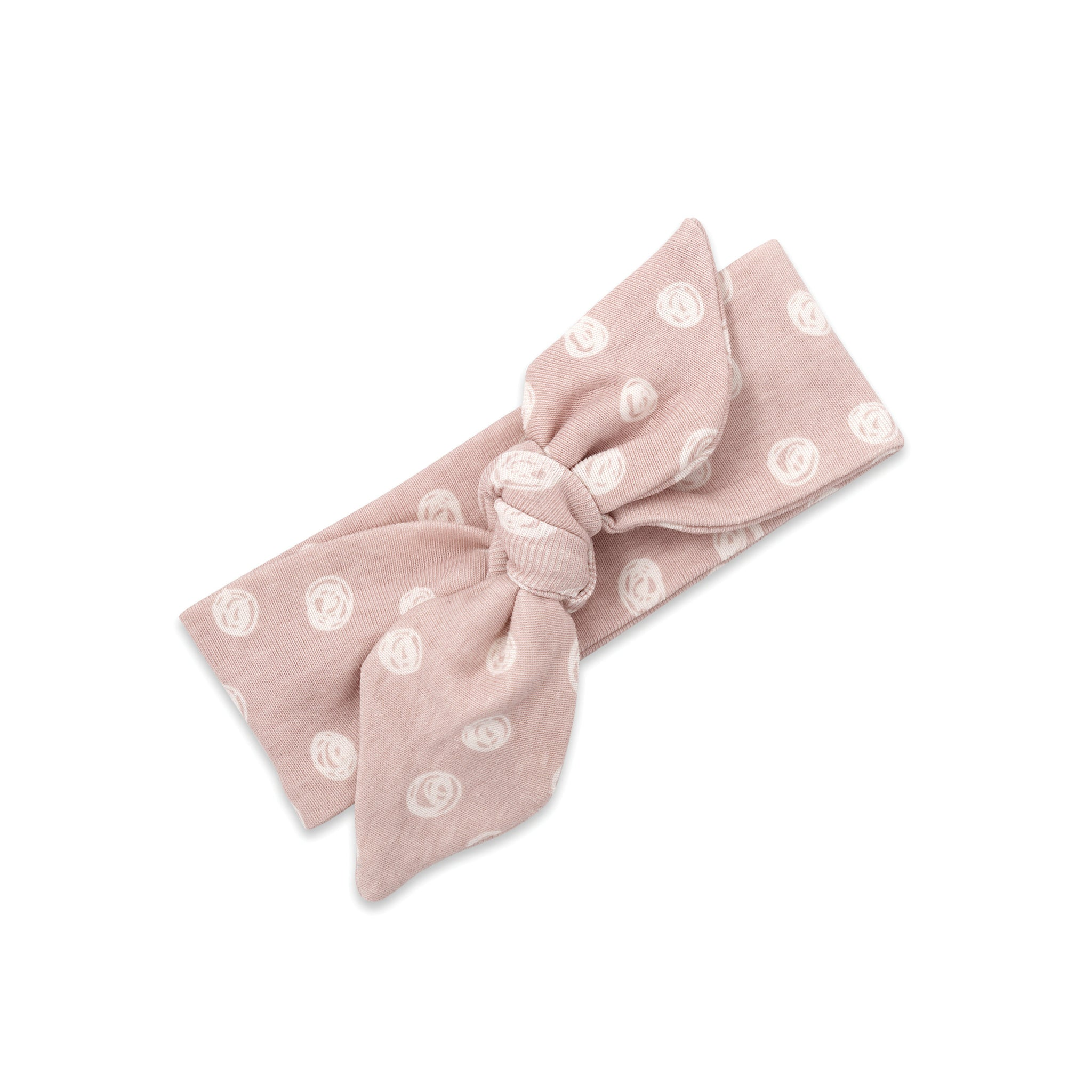 Blush Swirl Headband