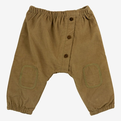 Brown Baby Cord Pants