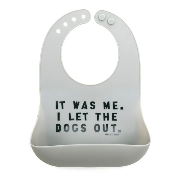 Dogs Out Wonder Bib