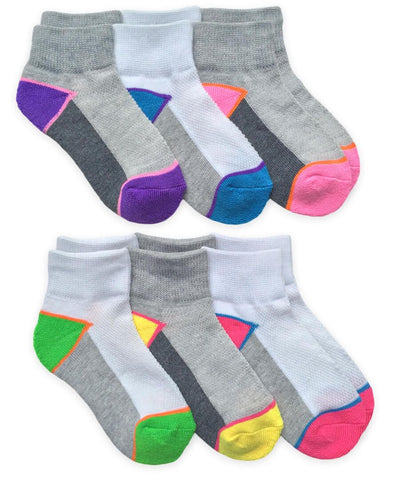 Fashion Sport 6pk Sock