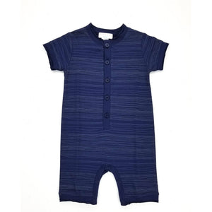 Indigo Tie Dye Infant Set