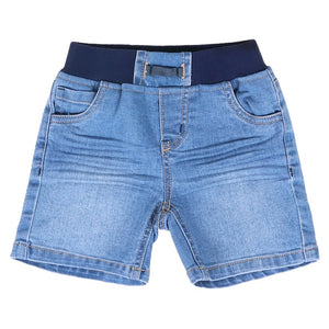Light Blue Denim Jean Short