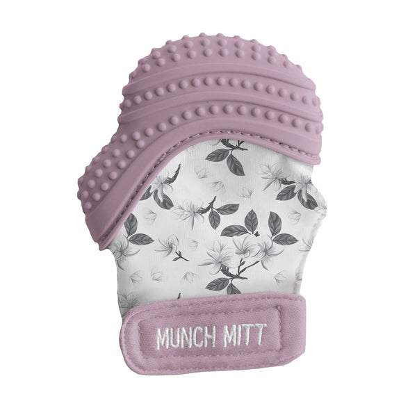 Lilac Bloom Munch Mitt
