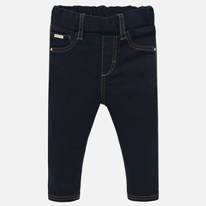 Dark Soft Denim Pant