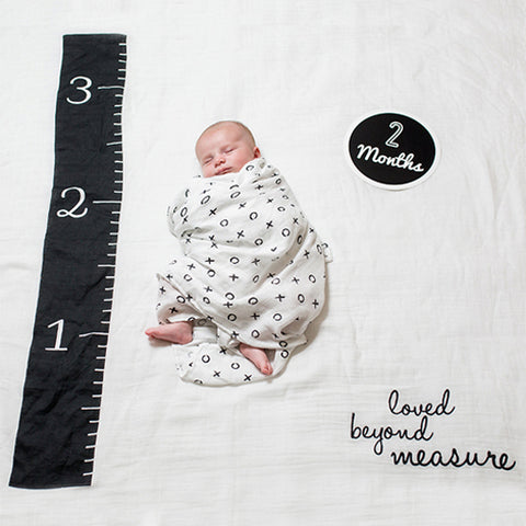 Loved Beyond Measure First Year Blanket