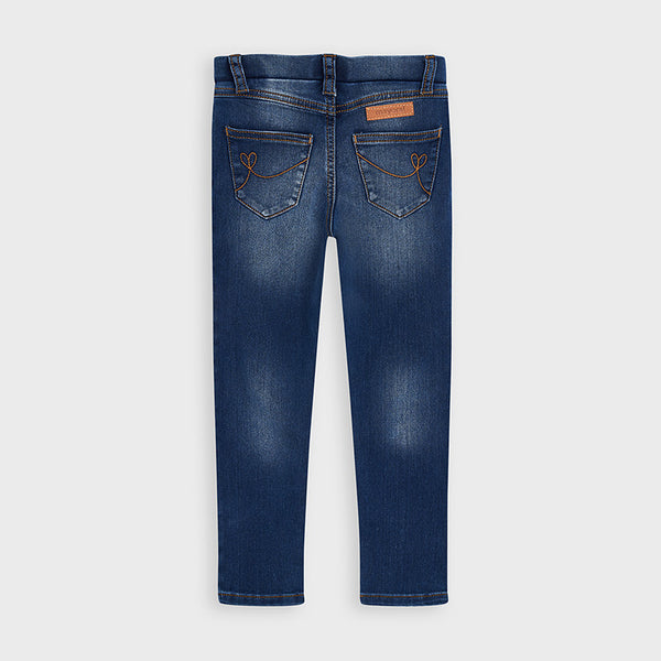 Medium Denim Skinny Jean