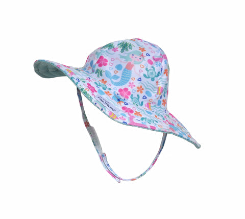 Floppy Swim Hat-Mermaid