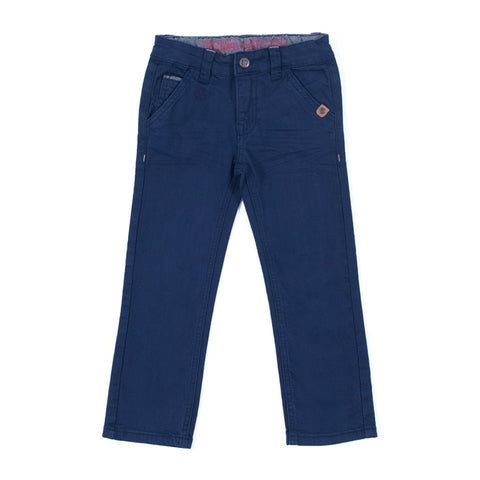 Navy Straight Leg Denim