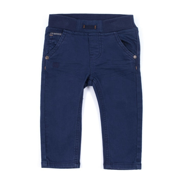 Navy Straight Leg Infant Denim
