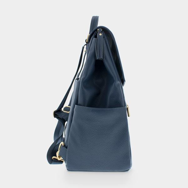 Navy Mini Classic Diaper Bag