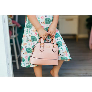 Perfect Peach Purse