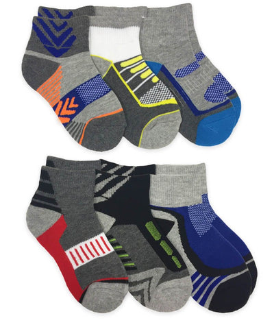 Performance Sporty 6pk Sock