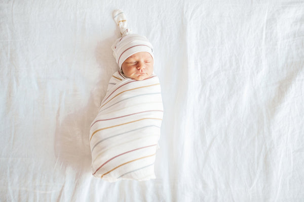 Piper Knit Swaddle Blanket