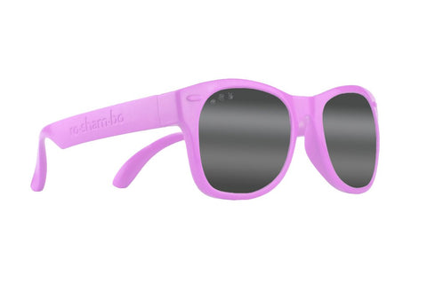 Purple Chrome Mirrored Toddler Shades