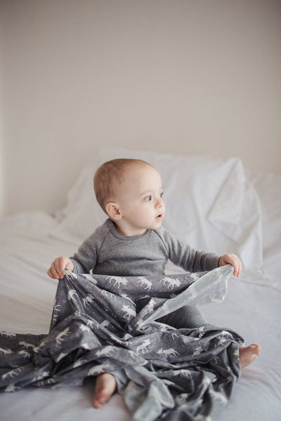 Scout Knit Swaddle