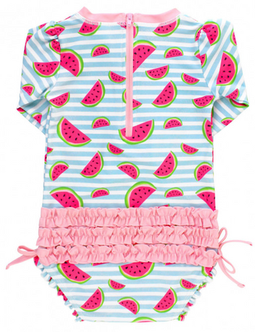 Whimsy Watermelon One Piece Suit