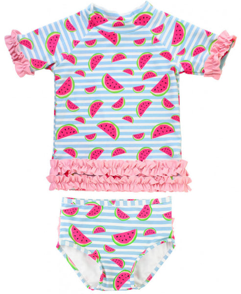Whimsy Watermelon 2pc Suit