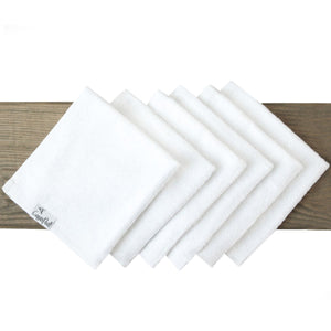 Dove Ultra Soft Washcloths (6-pack)