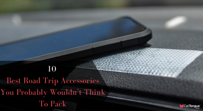 10 Best Road Trip Accessories You Probably Wouldn't Think To Pack